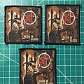 """Slayer """"Reign In Blood"""" Patch"""