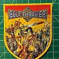 "Bolt Thrower ""Warmaster""  Patch"