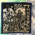 """Bolt Thrower """"In Battle There Is No Law"""" Patch"""