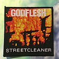 """Godflesh """"Street Cleaner"""" Patch"""