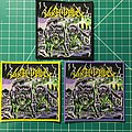 """Toxic Holocaust """"An Overdose of Death"""" Patch"""