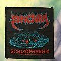 """Sepultura """"Schizophrenia"""" Patch"""