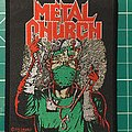 Metal Church - Patch - Metal Church