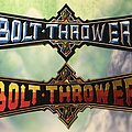 Bolt Thrower Large back patch