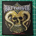 """Bolt Thrower """" Spearhead"""" Who Dares Wins Patch"""