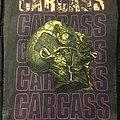 Carcass Back patch 1992