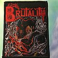 """Brutality - Patch - Brutality """"Screams of Anguish"""""""