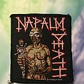 Napalm Death (Utopia Banished) Patch