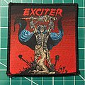 """Exciter - Patch - Exciter """"Long Live The Loud"""""""