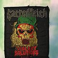 "Sacred Reich - Patch - Sacred Reich ""Violent Solutions"""