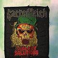 "Sacred Reich ""Violent Solutions"" Patch"