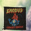"""Exodus """"Fabulous Disaster"""" Patch"""