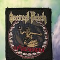 """Sacred Reich """"Surf Nicaragua"""" Patch"""