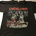 Cannibal Corpse US Butchery 1992  TShirt or Longsleeve