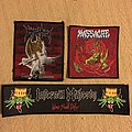 Immolation - Patch - New arrival II
