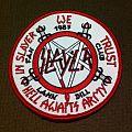 Slayer club patch