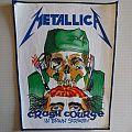 Metallica crash course BP Patch