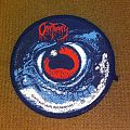 Obituary- cause of death official woven patch