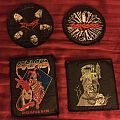Selling my rare patches