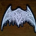 Crematory Back Patch