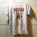 Deicide - TShirt or Longsleeve - Once Upon The Cross white tee