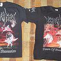 Immolation - Dawn Of Possession shirts