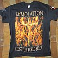 Immolation - Close To A World Below TShirt or Longsleeve