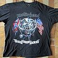 Motorhead - America Tour 1991 TShirt or Longsleeve