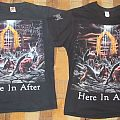 Immolation - Here In After shirts