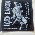 Iced Earth - Night of the Stormrider Vintage Patch