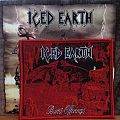 Iced Earth-Burnt Offerings Bootleg Patch