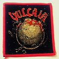 Vulcain Vintage Red Border Patch