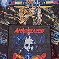 Annihilator - never neverland vintage patch