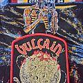 Vulcain - Rock n' Roll Secours bootleg woven patch