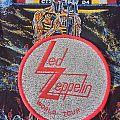 Led Zeppelin World Tour Vintage Patch