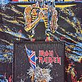 Iron Maiden - Beast On The Road Vintage patch