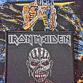 Iron Maiden - The Book of Souls official patch