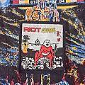 Riot - Narita vintage patch