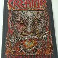 Kreator - Patch - Kreator - Terror will Prevail Patch