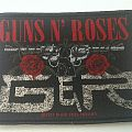 Guns N Roses - G and R Patch