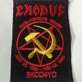 Exodus - Memorial Patch