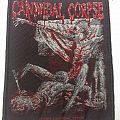 Cannibal Corpse - Patch - Cannibal Corpse - Art work Patch