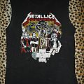 Metallica shirt from late 80's