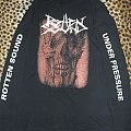 Rotten Sound old Under Pressure longsleeve shirt from 90's