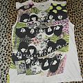 Hanoi Rocks original shirt from 80's