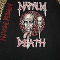 Napalm Death - European Tour 1994 longsleeve TShirt or Longsleeve