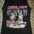 Cannibal Corpse shirt from early 90's