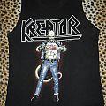 Kreator shirt from 1987