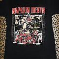 Napalm Death Campaign For Musical Destruction US Tour 1992 TShirt or Longsleeve