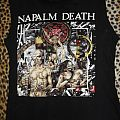 Napalm Death shirt from 1992